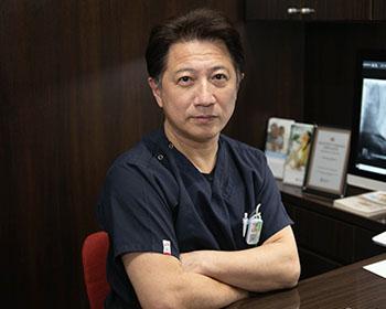 武石一秀先生