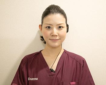歯科衛生士 若村 歩