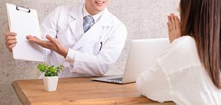 治療前に提示を行い、治療費を明確にすること